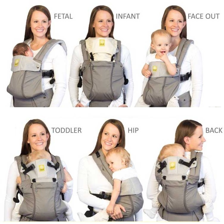 Tula Vs Ergobaby Vs Lillebaby Baby Carriers Reviewed Experienced Mommy